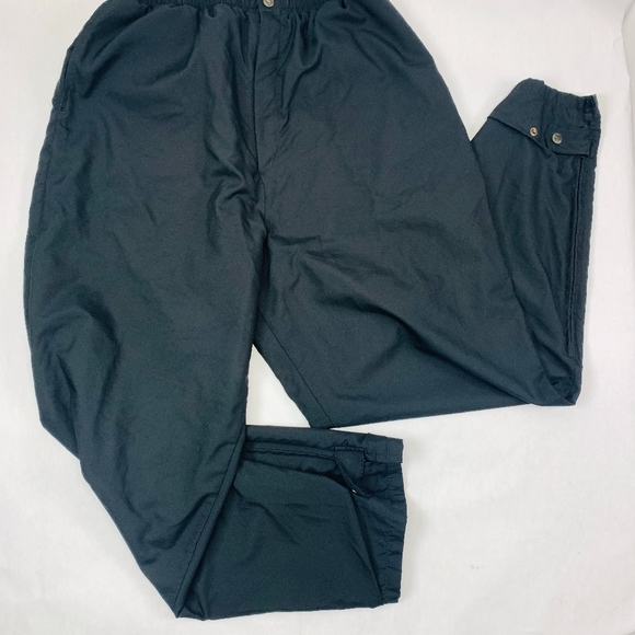 Forrester's Other - Forresters Outerwear Mens L Pants Black Gore-Tex
